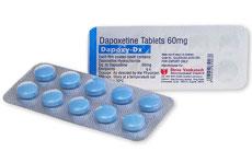 tableta para la disfunción eréctil y la eyaculación precoz